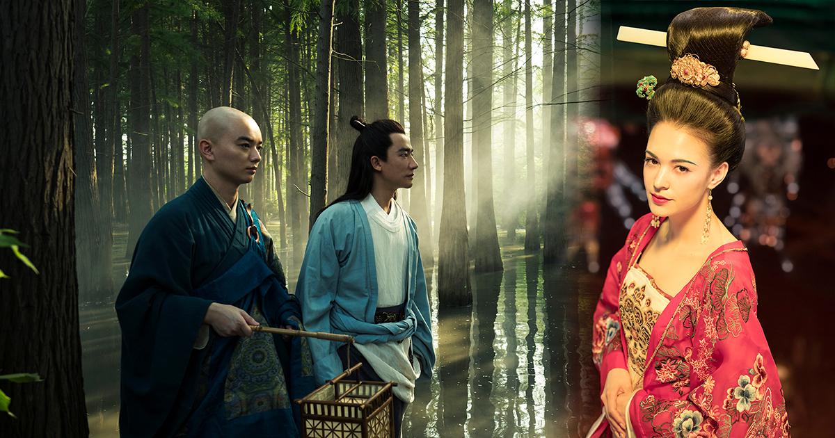 陈凯歌十二年后再打造奇幻电影《妖猫传》带你重返大唐