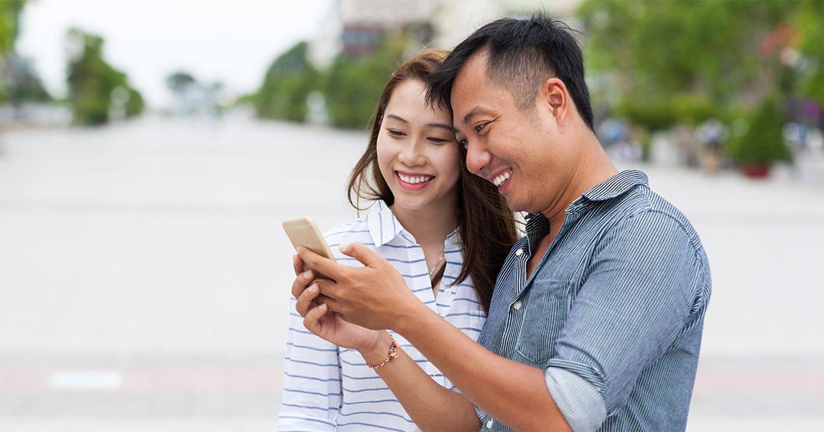 全新的 myTNB 手机应用程序跟大家见面啦!