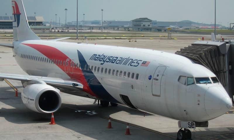 凡取消往返中国航班,马航乘客可获全额退票